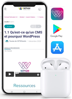 Application Mobile WP4Muslim