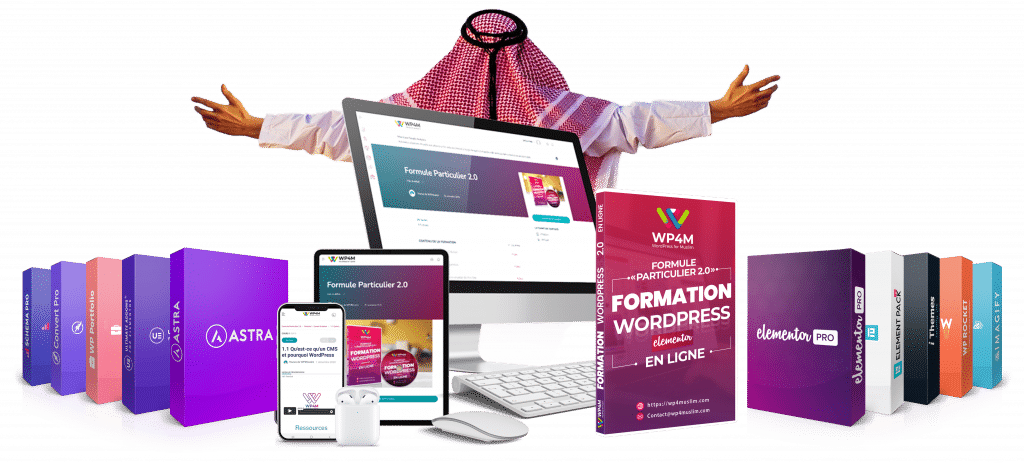 Formation WordPress Elementor Pro Complète